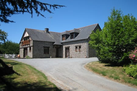 B&B farm of La Gautraie - Saint-James