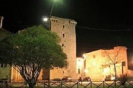 apartment in a panoramic castle - Grutti