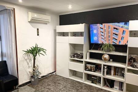 Apartamento COMPLETO a 15min de la PLAYA Y CENTRO