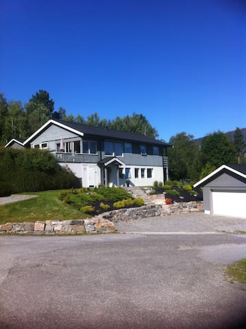 Apartment with views of the fjords. - Stranda