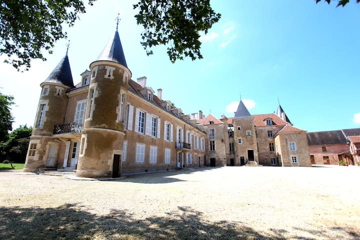 château d'Island Avallon Vézelay - Island - Bed & Breakfast