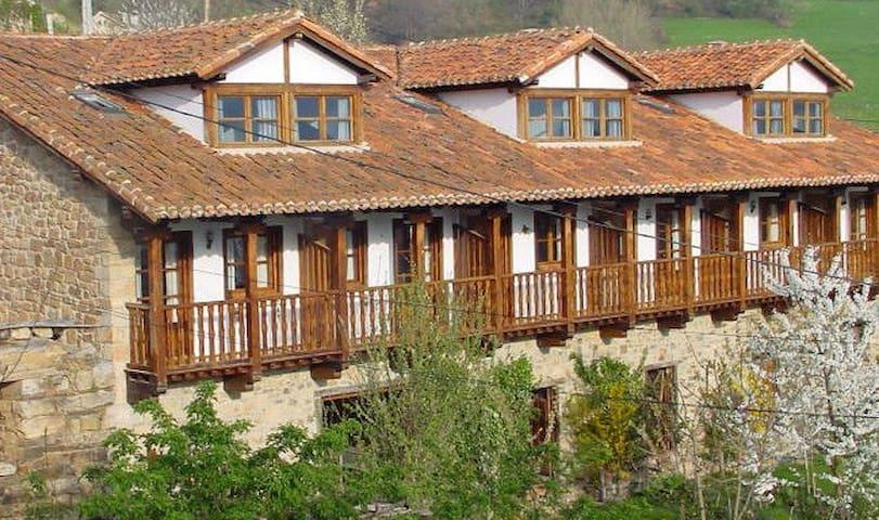 Apartamento Picos de Europa 2 pax - Cahecho - Daire