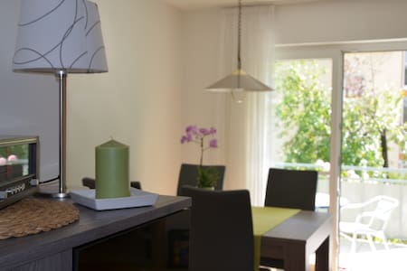 Modern and comfortable appartment - Forchheim - Leilighet