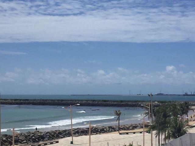 Simples e Aconchegante - Flat na Praia de Iracema