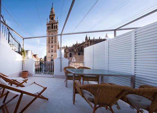 Stunning apartment , superb location - Sevilla - Byt
