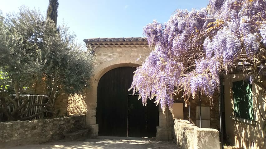 Appartement de charme au pied du Luberon