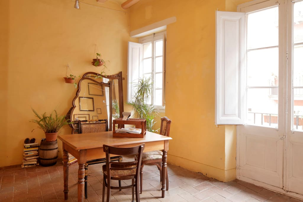 charm' flat in  the  of Barcelona