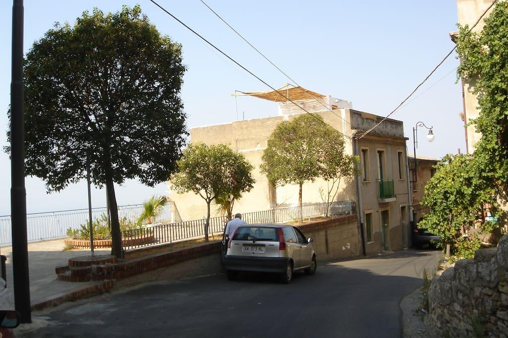 casa esterna