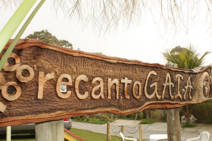 Recanto Gaia - Florianópolis - Bed & Breakfast