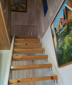 46 m2 cozy house