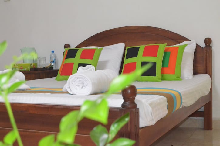 Green Leaves Garden Home stay - Mawanella - Bed & Breakfast