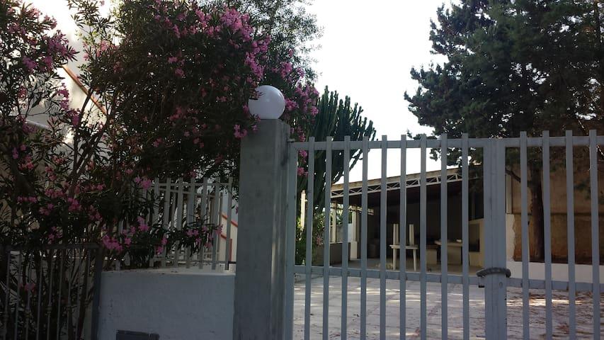 villino scopello immerso verde - Castellammare del Golfo - Villa