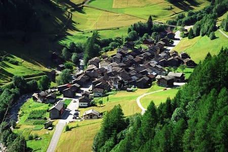 Maison villageoise - Orsières - Casa