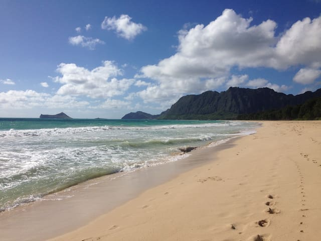 Be on the Beach  Surf Sweet  - Waimanalo