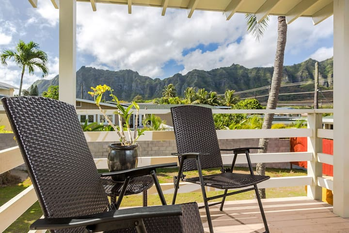 Sea Suite Studio.... - Waimanalo - Dom