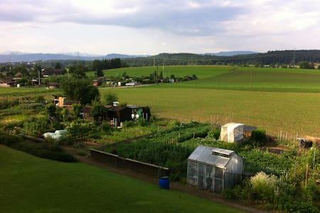 Not far from Zurich - Gossau