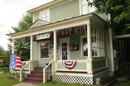 Lemon Drop Sleeps4 North Creek, NY - North Creek - Huis