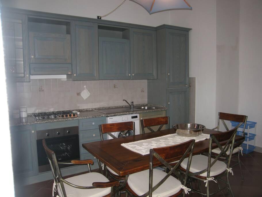 soggiorno/ cucina