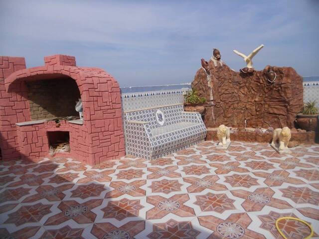 LOCATION DE LUX A SAYADA TUNISIE