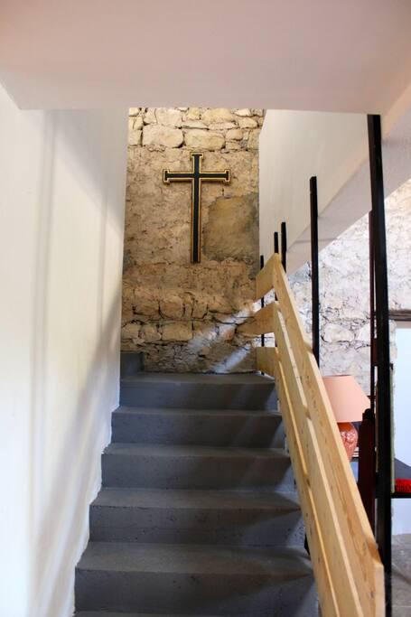 Magnifique atelier d 39 artiste transform en loft lofts louer peyriac - Atelier d artiste a louer ...