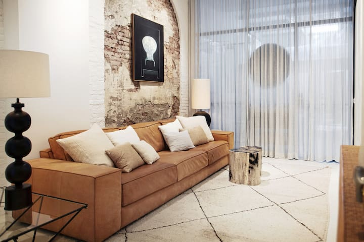 Boutique Loft Canal House in the city center