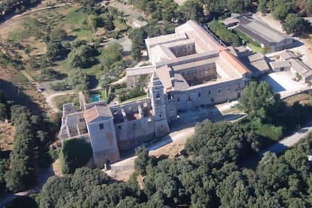 Abbazia Santa Maria del Bosco - Contessa Entellina - Lain-lain