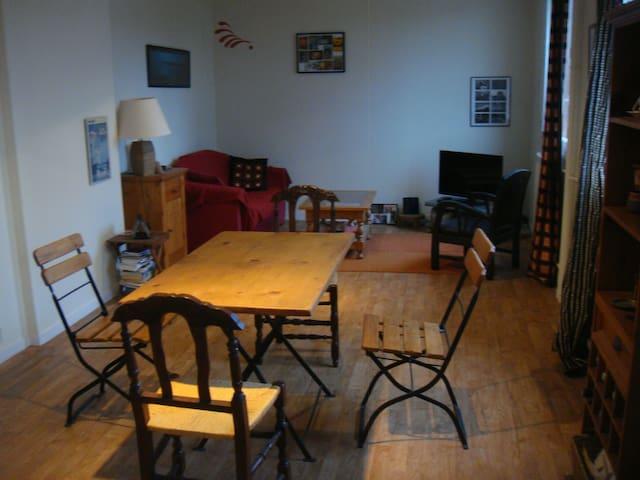A louer, Chambre chez l'habitant - Caen - Apartment