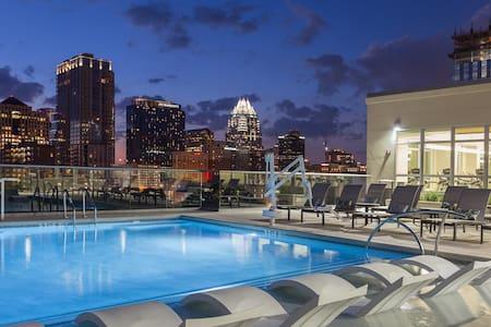 Luxury Downtown Space on Historic Rainey Street - Austin