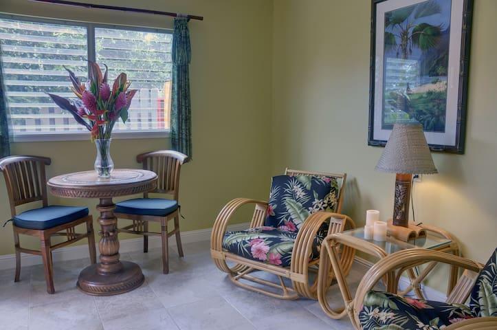 Poipu Garden Suite - Koloa - Apartment