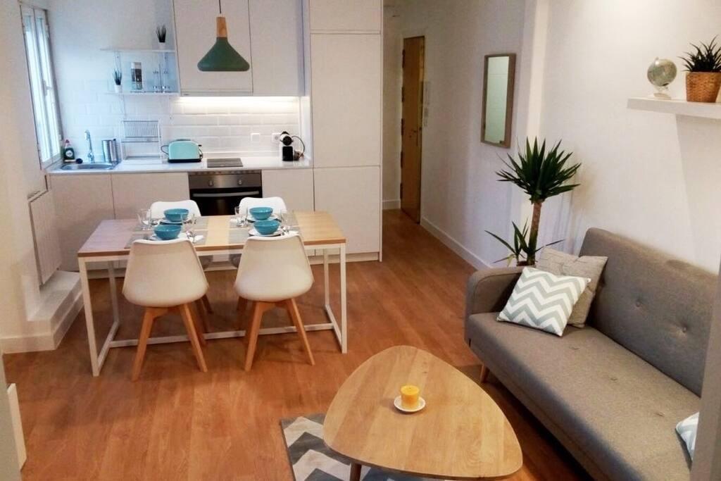 Cozy apartment heart of lavapies apartamentos en alquiler en madrid comunidad de madrid espa a - Apartamentos de alquiler en madrid ...