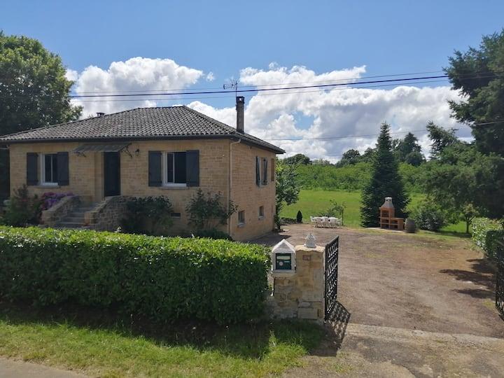 Maison de vacances proche Sarlat-la-Canéda