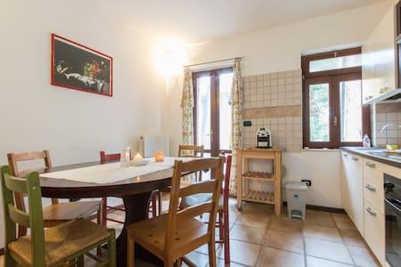 Appartamento Rosa rossa - Garibaldi - 아파트