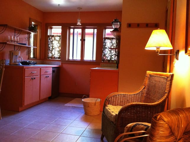 Beautiful private studio apartment - Lamoine - Apartament