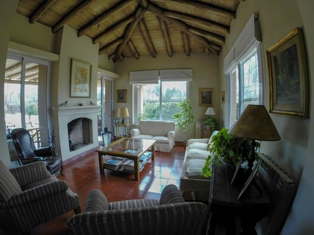 Cozy B&B in Argentine Wine Country - Chacras de Coria - Bed & Breakfast