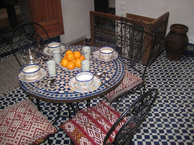 Pretty medina house to rent - Fes - Talo