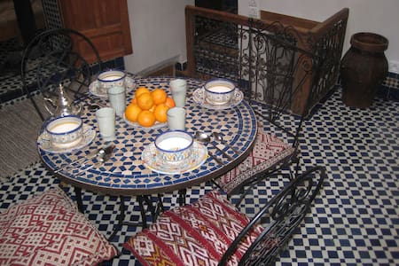 Pretty medina house to rent - Fes