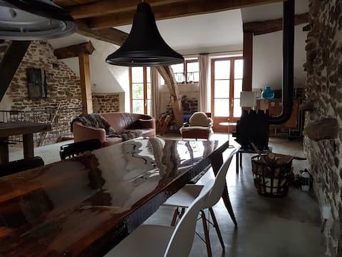 A beautiful apartment in the beautiful Cote 'Dor.