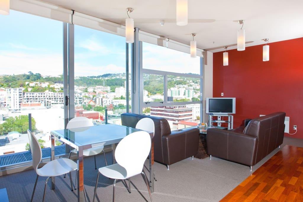 Cq Executive Apartment Apartments For Rent In Wellington Wellington New Zealand