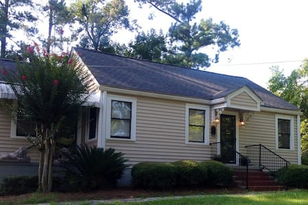 Charming Furnished Apartment - Orangeburg