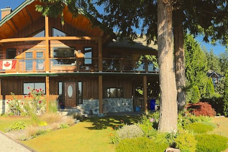 Cedarview Retreat B&B - Sechelt