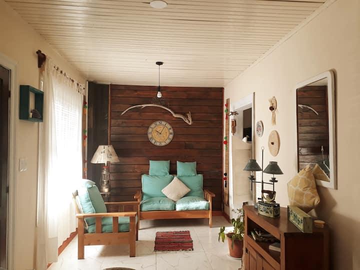 Casa entera en Manantiales a 200mts de la playa