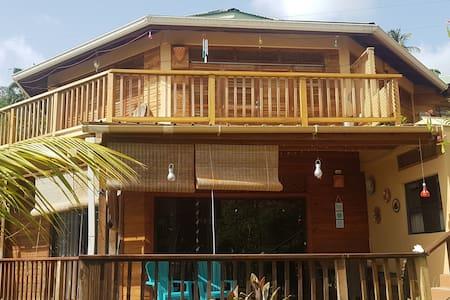 Oceanview 1 bedroom apartment, Roundhouse, Castara