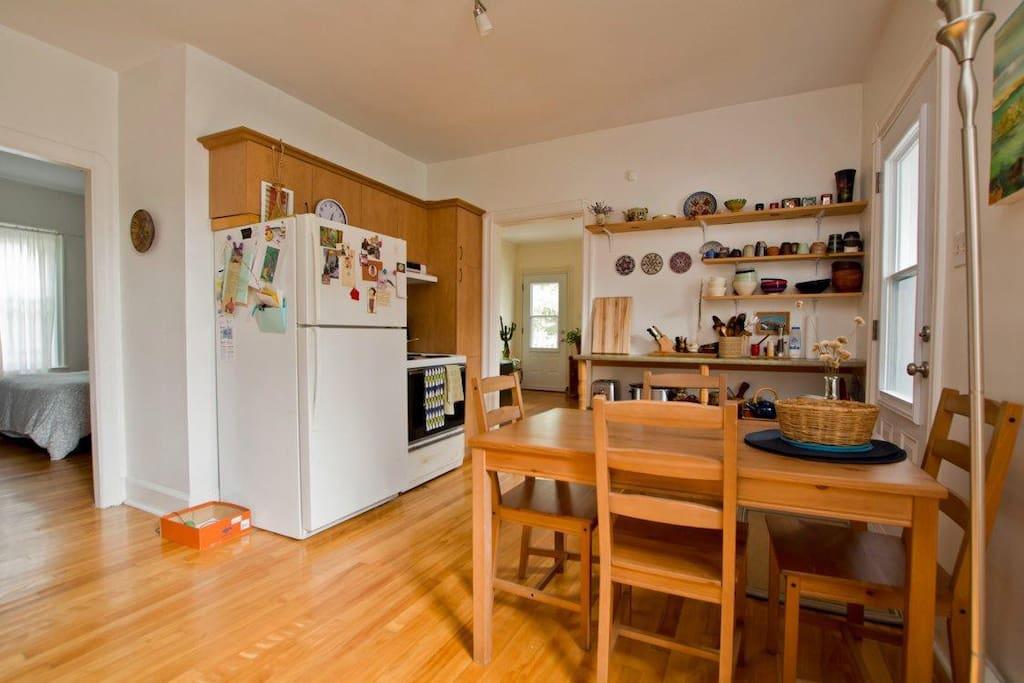 Cozy, ligth & Zen apartment