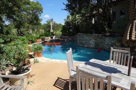 Stunning Hill Country Estate - 伯尼(Boerne)