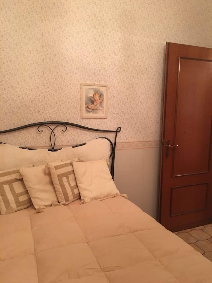 Deliziosa stanza singola vista Monte Terminillo