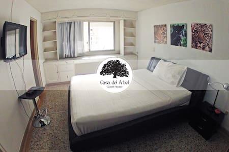 Habitación Queen size - Bucaramanga