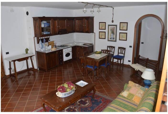 Stanza privata in Casentino