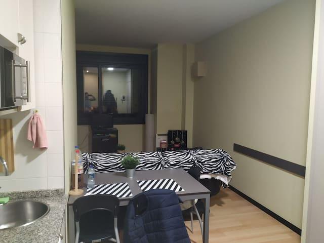 Estudio en el centro de Vigo