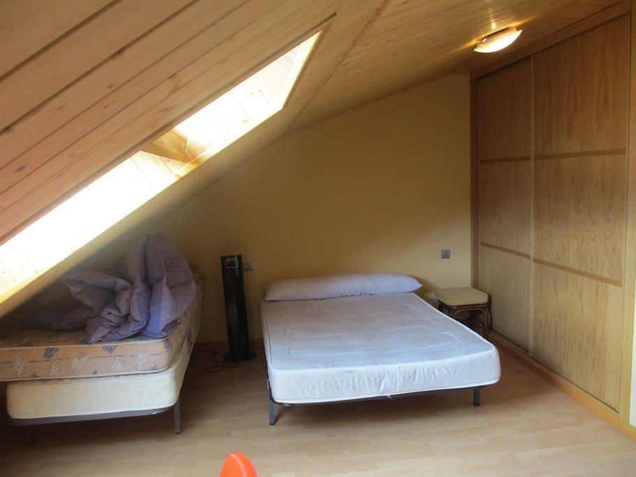 Estudio 1 habitacion