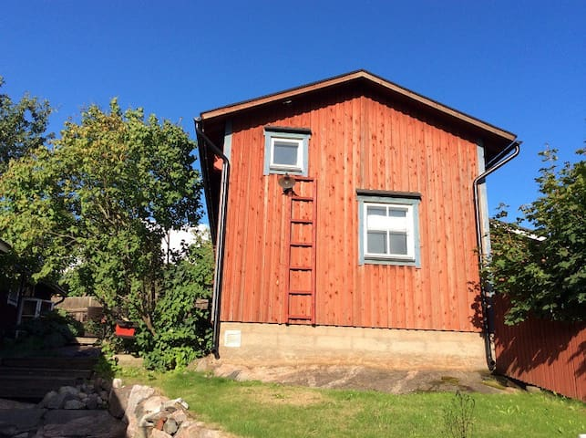 Lovely apartment in Porvoo Old Town - Porvoo - Loft